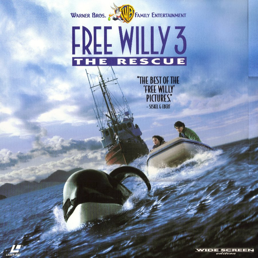 Free Willy 3: The Rescue (1997) - MovieMeter.nl