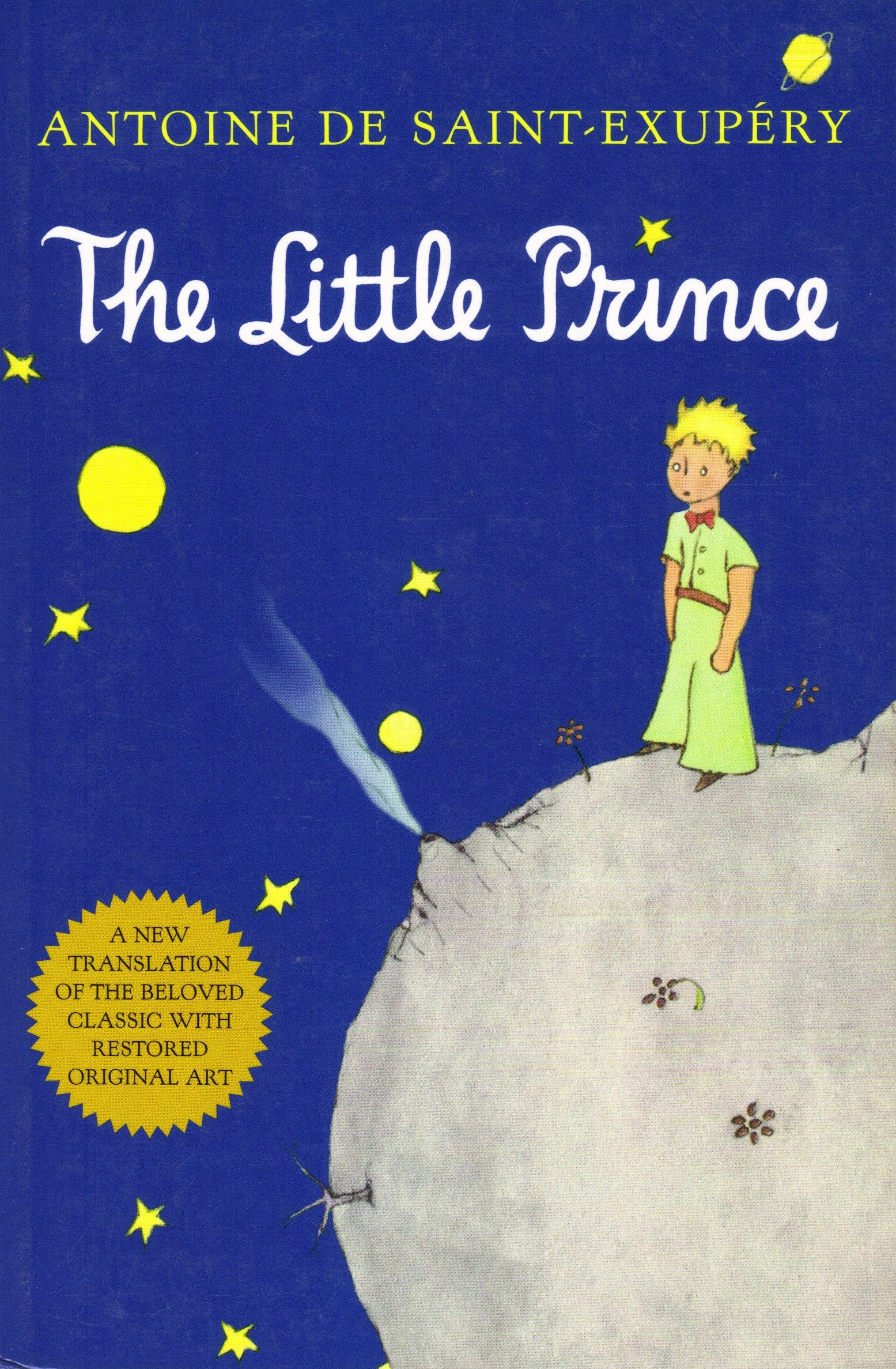 the little prince -#main